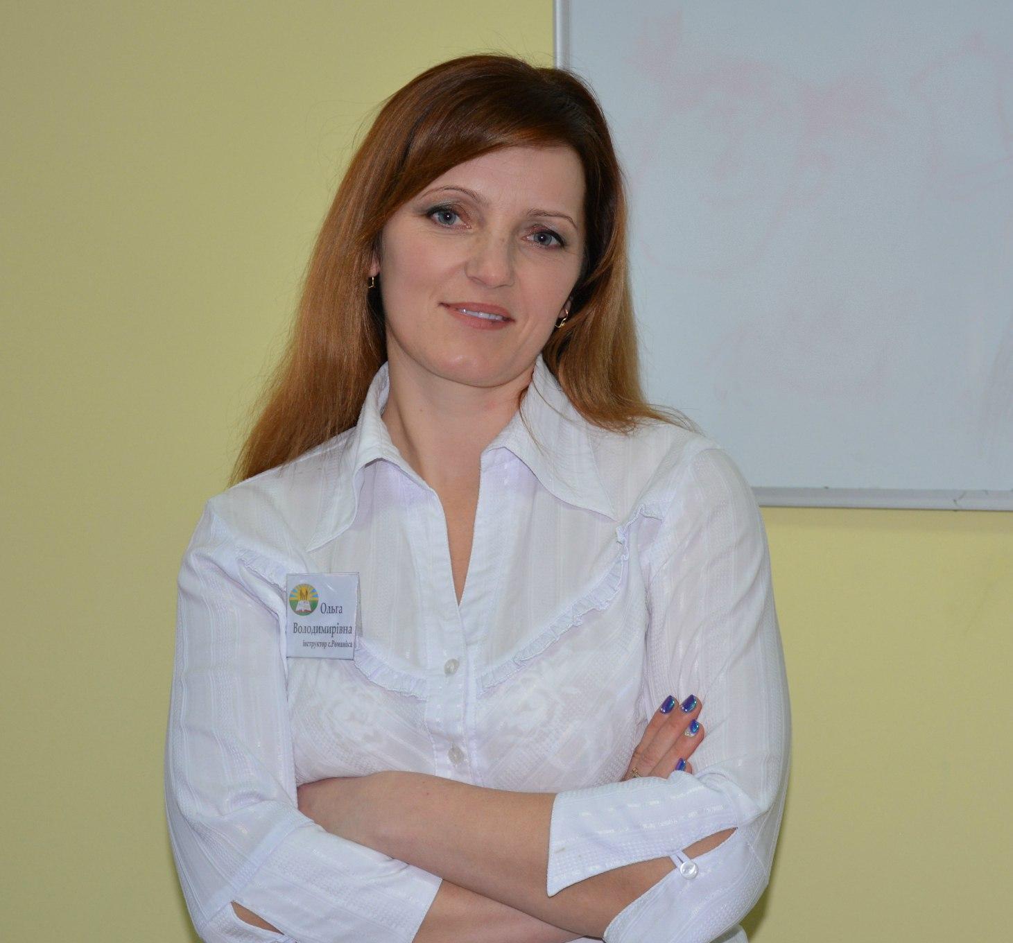 інструктор села Романівка